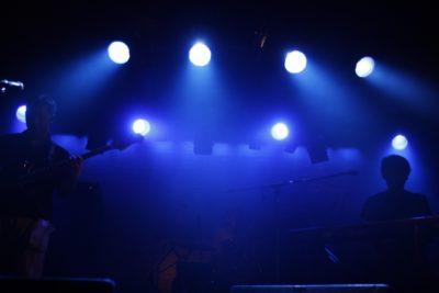 ライブ、スタジオ