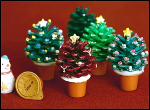 クリスマスツリー、手作り、子供、簡単、オシャレ、折り紙