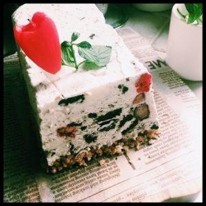 オレオアイスケーキ