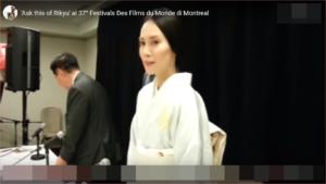 動画】中谷美紀はマルチリンガルの才女!4ヶ国語喋れる!パリでも生活?