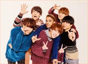 Aぇ!group、関西ジャニーズJr.、ジャニーズアイドルグループ