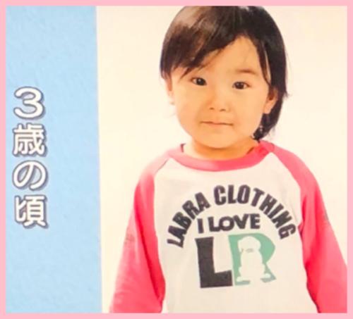 寺田心,3歳