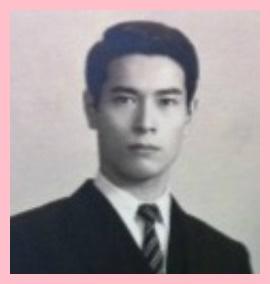 山本寛斎,父親