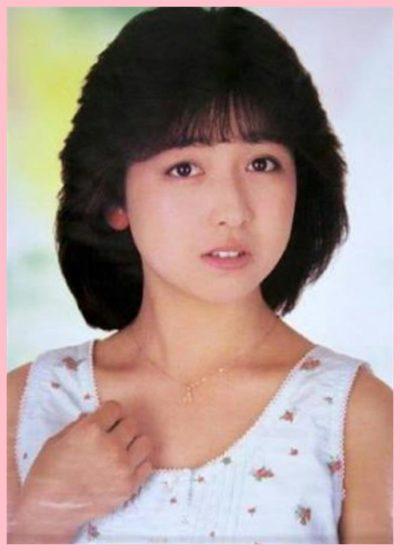 倉沢淳美,若い頃
