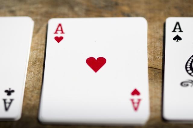 テーブルゲーム,トランプ
